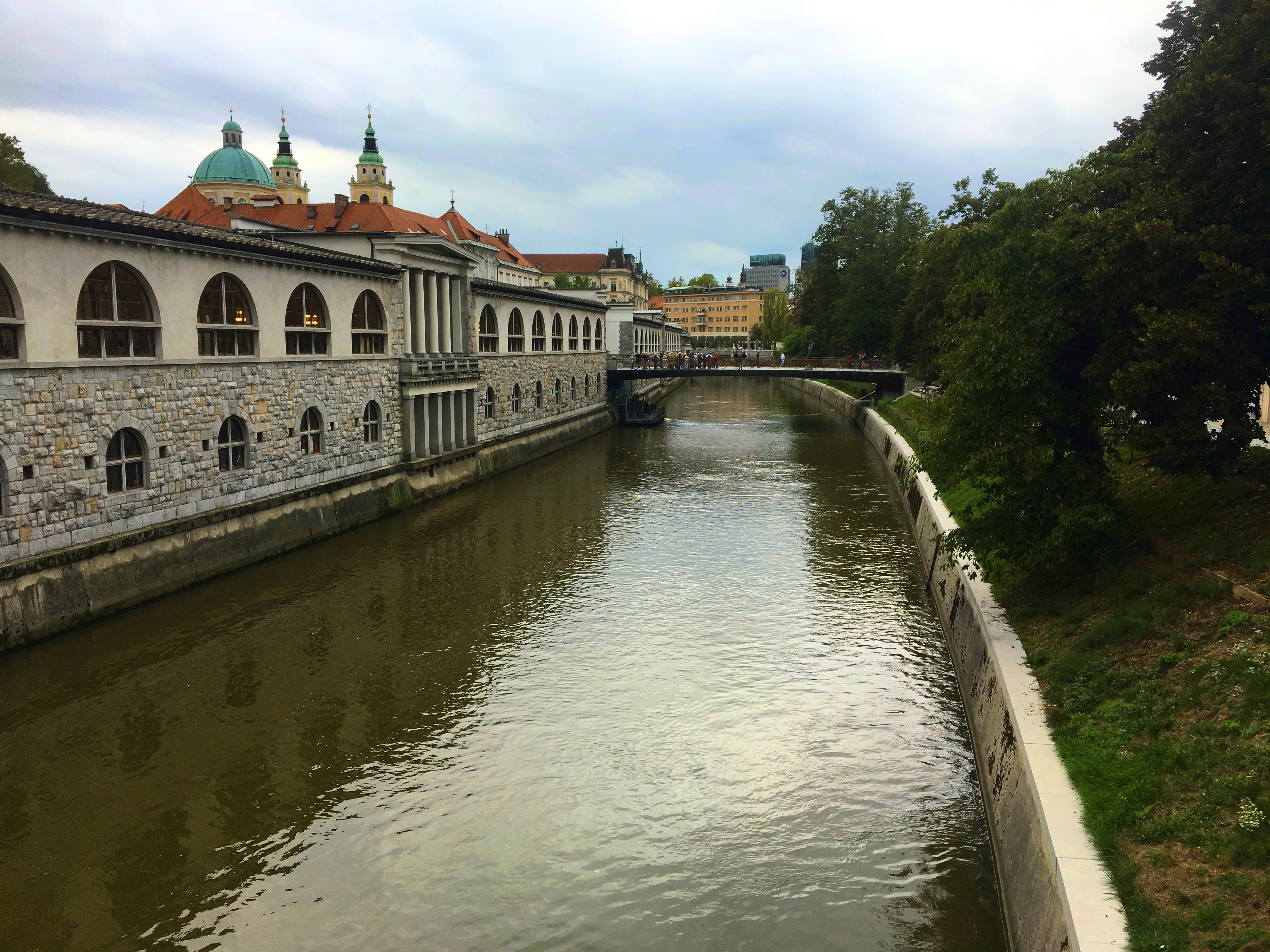 Klick auf's Bild für meinen Travelguide für einen Citytrip in das wunderschöne Ljubljan