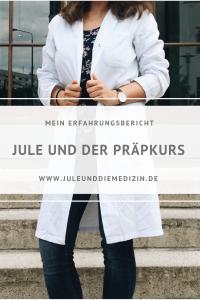 Medizinstudium: Mein Erfahrungsbericht zum Präparierkurs! medschool, medstudent, study, tipps, university, medicine