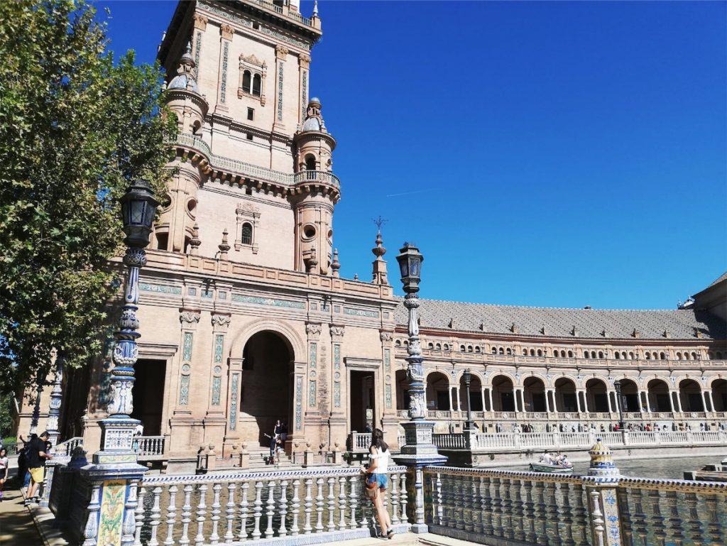 Travelguide Sevilla: City Trip Seville, Spain, vacation, trip, travel