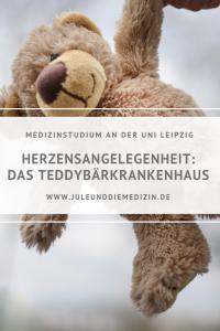Teddybärkrankenhaus Uni Leipzig: Medizinstudium, medicine, study, student, leipzig