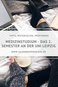 Medizinstudium: Tipps und Tricks für das 2. Semester an der Uni Leipzig
