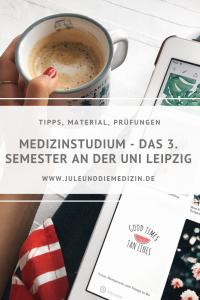 Medizinstudium: Das 3. Semester an der Uni Leipzig! medicine, student, medstudent, study, medical, university