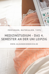Medizinstudium: Das 4. Semester an der Uni Leipzig! medicine, study, student, medical, medstudent, university, leipzig