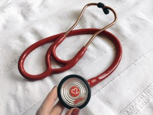Meine erste Famulatur in der Kardiologie, medicine, medical, medstudent, study, university, cardiology, stethoscope
