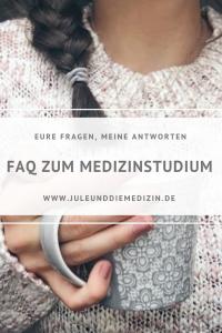 FAQ zum Medizinstudium, medschool, medstudent, student, medicine, motivation, study