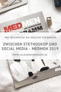 Zwischen Stethoskop und Social Media - medmen2019 Medizinstudium, influencer in der medizin, medical, medstudent, student, study, university, medical