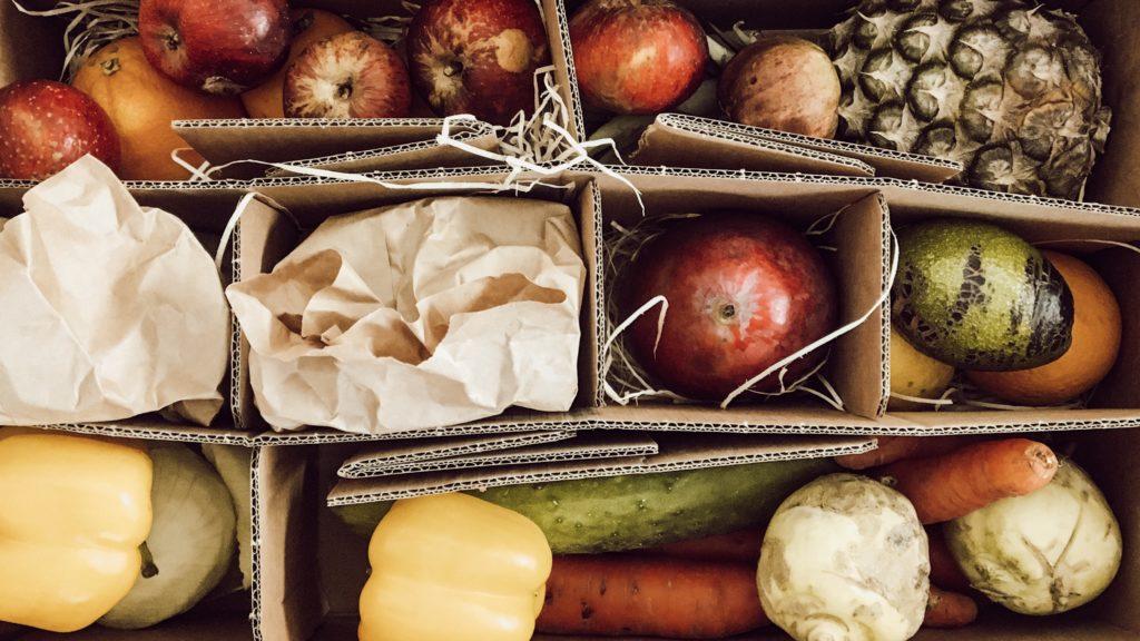 Etepetete Bio Mix-Box, Obst und Gemüse, Inhalt, Nachhaltigkeit in der Küche